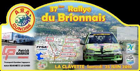 Rendez-vous au rallye du Brionnais